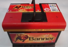 Banner 62Ah Power Bull